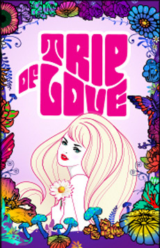 Trip of Love, Stage 42, NYC Show Poster