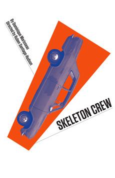 Skeleton Crew, Atlantic Theater Company, NYC Show Poster