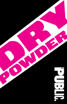 Dry Powder, Martinson Theater at Joseph Papp Public Theater, NYC Show Poster