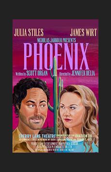 Phoenix, Cherry Lane Theatre, NYC Show Poster