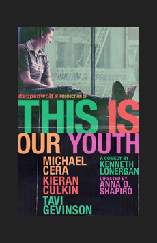 This Is Our Youth, Cort Theatre, NYC Show Poster