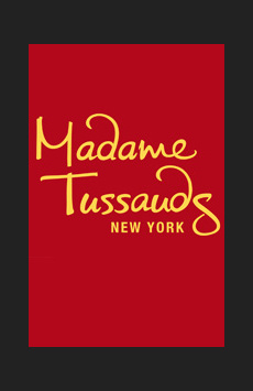 Madame Tussauds Wax Museum, Madame Tussauds New York, NYC Show Poster