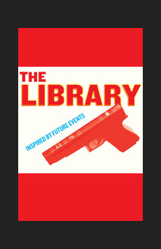 The Library, Newman Theater at Joseph Papp Public Theater, NYC Show Poster