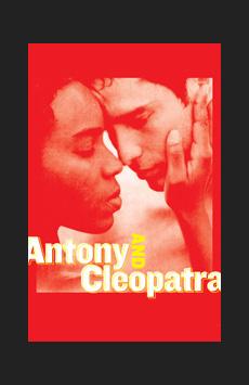 Antony and Cleopatra,, NYC Show Poster