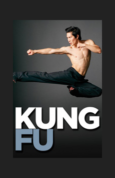 Kung Fu, The Irene Diamond Stage at The Signature Center, NYC Show Poster