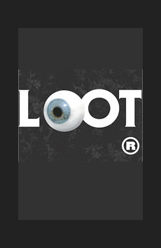 Loot, Lucille Lortel Theatre, NYC Show Poster