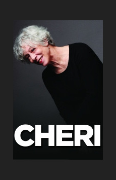 Cheri, The Irene Diamond Stage at The Signature Center, NYC Show Poster
