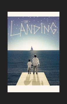 The Landing, Vineyard Theatre, NYC Show Poster