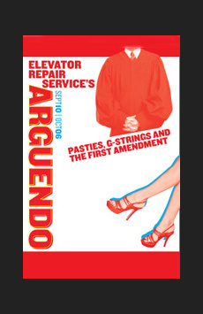Arguendo, LuEsther Hall at Joseph Papp Public Theater, NYC Show Poster