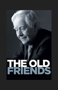 The Old Friends, The Irene Diamond Stage at The Signature Center, NYC Show Poster