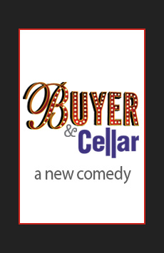 Buyer & Cellar, Greenwich House Theater, NYC Show Poster