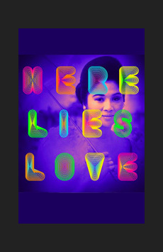 Here Lies Love, LuEsther Hall at Joseph Papp Public Theater, NYC Show Poster