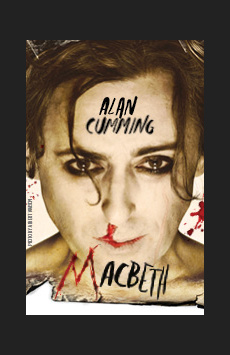 Macbeth, Ethel Barrymore Theatre, NYC Show Poster