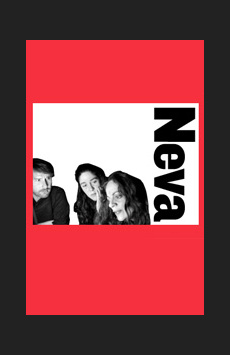 Neva, Anspacher Theater at Joseph Papp Public Theater, NYC Show Poster