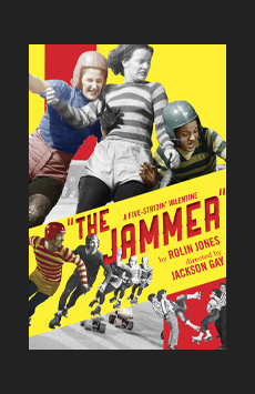 The Jammer, Atlantic Stage 2, NYC Show Poster