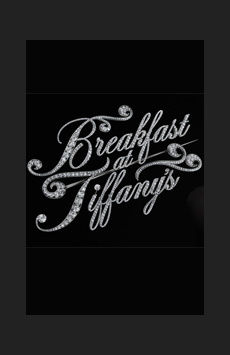 Breakfast at Tiffany's, Cort Theatre, NYC Show Poster