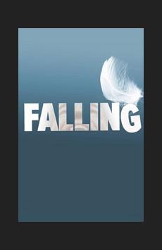 Falling, Minetta Lane Theatre, NYC Show Poster
