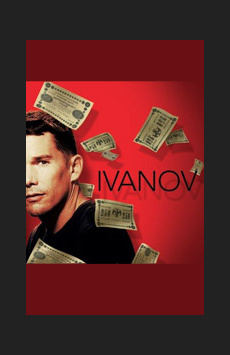 Ivanov, Classic Stage Company, NYC Show Poster