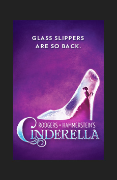 Cinderella, Broadway Theatre, NYC Show Poster