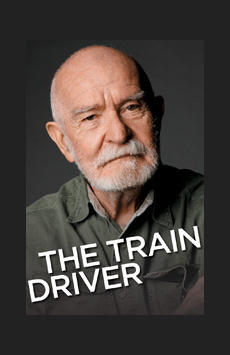 The Train Driver, Romulus Linney Courtyard Theatre at The Signature Center, NYC Show Poster