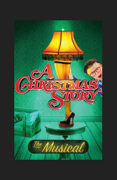 A Christmas Story, Lunt-Fontanne Theatre, NYC Show Poster