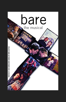 Bare, New World Stages - Stage Four, NYC Show Poster