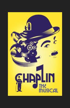 Chaplin,, NYC Show Poster