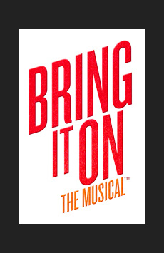 Bring It On: The Musical,, NYC Show Poster