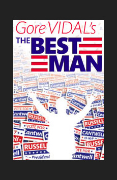 The Best Man, Schoenfeld Theatre, NYC Show Poster