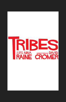 Tribes, Greenwich House Theater, NYC Show Poster