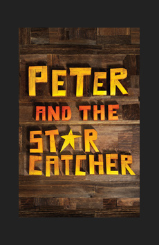 Peter and the Starcatcher, Brooks Atkinson Theatre, NYC Show Poster