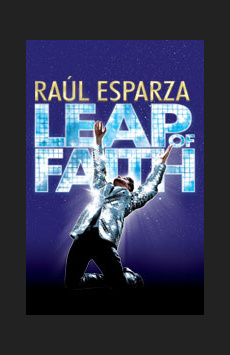 Leap of Faith, St. James Theatre, NYC Show Poster