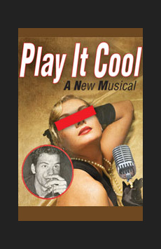 Play It Cool, Acorn Theatre at Theatre Row, NYC Show Poster