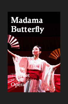 Metropolitan Opera: Madama Butterfly, The Metropolitan Opera, NYC Show Poster