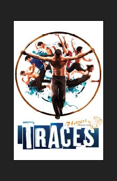 Traces, Union Square Theatre, NYC Show Poster