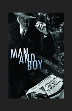 Man and Boy, American Airlines Theatre, NYC Show Poster
