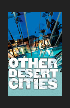 Other Desert Cities,, NYC Show Poster
