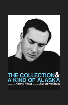 The Collection A Kind Of Alaska Classic Stage Company NYC Show Poster