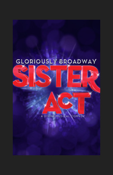 Sister Act,, NYC Show Poster