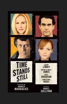 Time Stands Still, Cort Theatre, NYC Show Poster