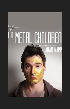 The Metal Children, Vineyard Theatre, NYC Show Poster