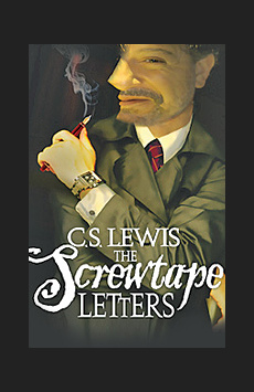 The Screwtape Letters, Westside Theatre Downstairs, NYC Show Poster
