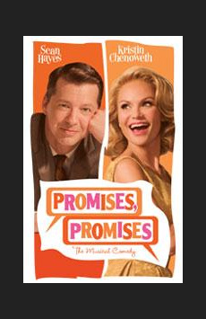 Promises, Promises,, NYC Show Poster