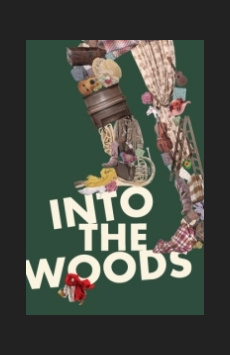 Into the Woods, Laura Pels Theatre at the Harold and Miriam Steinberg Center for Theatre, NYC Show Poster