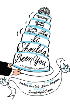It Shoulda Been You, Brooks Atkinson Theatre, NYC Show Poster