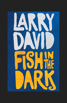 Fish in the Dark, Cort Theatre, NYC Show Poster