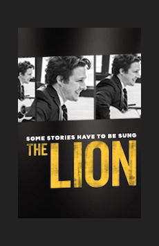 The Lion, New York City Center Stage II, NYC Show Poster