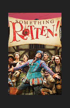 Something Rotten!,, NYC Show Poster