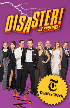 Disaster!,, NYC Show Poster