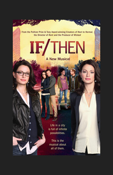 If/Then,, NYC Show Poster